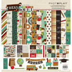 PhotoPlay Paper - Real Genius Collection - 12 x 12 Collection Pack