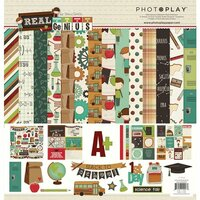 Photo Play Paper - Real Genius Collection - 12 x 12 Collection Pack