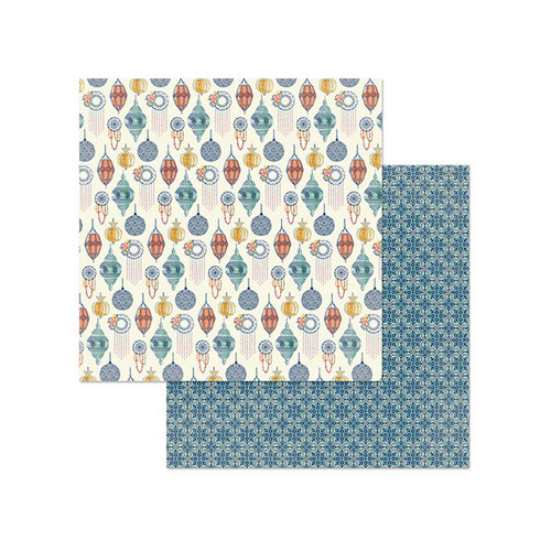 Photo Play Paper - Rhapsody Collection - 12 x 12 Double Sided Paper - Shine