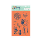Photo Play Paper - Rhapsody Collection - Clear Acrylic Stamps