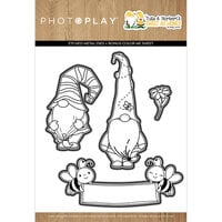 Photo Play Paper - Tulla and Norbert's Sweet As Honey Collection - Etched Die Set