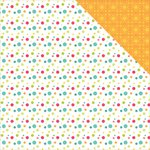 PhotoPlay Paper - Summer Daydreams Collection - 12 x 12 Double Sided Paper - Multi Dot