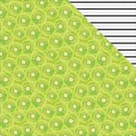 Photo Play Paper - Summer Daydreams Collection - 12 x 12 Double Sided Paper - Kiwi