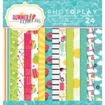 PhotoPlay Paper - Summer Daydreams Collection - 6 x 6 Paper Pad