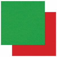 Photo Play Paper - School Days Collection - 12 x 12 Double Sided Paper - Green