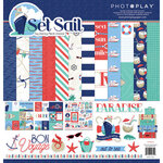 Photo Play Paper - Set Sail Collection - 12 x 12 Collection Pack