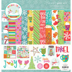 Photo Play Paper - Snowball Fight Collection - Christmas - 12 x 12 Collection Pack