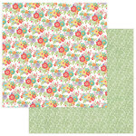 Photo Play Paper - Spring In My Garden Collection - 12 x 12 Double Sided Paper - Grow