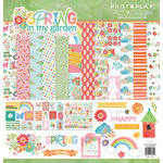 Photo Play Paper - Spring in My Garden Collection - 12 x 12 Collection Pack