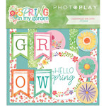 Photo Play Paper - Spring in My Garden Collection - Ephemera