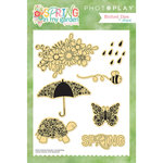 Photo Play Paper - Spring in My Garden Collection - Die Set