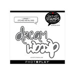 Photo Play Paper - Say It With Stamps Collection - Dies - Dream
