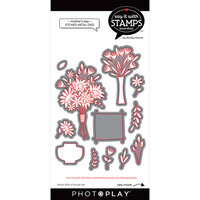 Photo Play Paper - Say It With Stamps Collection - Dies - Mother's Day