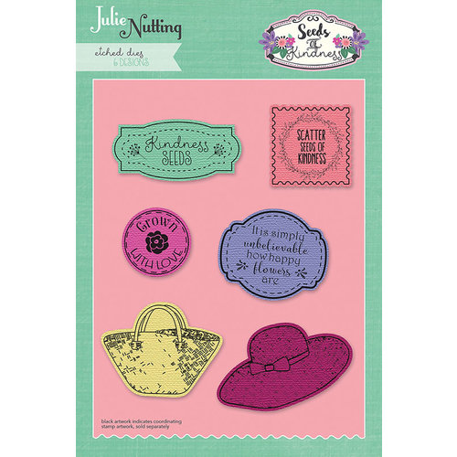 Photo Play Paper - Seeds of Kindness Collection - Die Set
