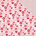 Photo Play Paper - So Loved Collection - 12 x 12 Double Sided Paper - XOXO