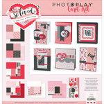 Photo Play Paper - So Loved Collection - Card Kit - Valentine