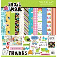 Photo Play Paper - Snail Mail Collection - 12 x 12 Collection Pack