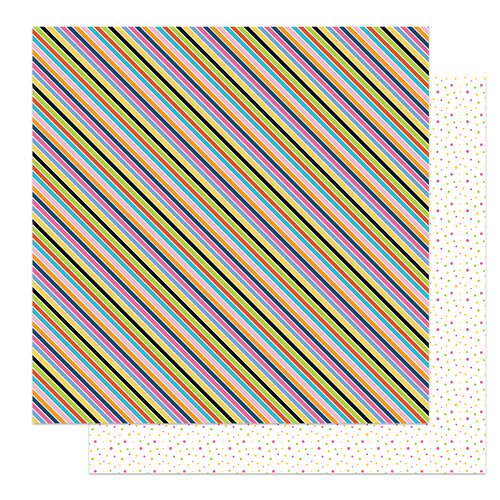 Photo Play Paper - Snail Mail Collection - 12 x 12 Double Sided Paper - Danke