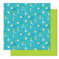 Photo Play Paper - Snail Mail Collection - 12 x 12 Double Sided Paper - Gracias