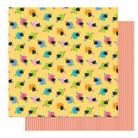 Photo Play Paper - Snail Mail Collection - 12 x 12 Double Sided Paper - Arigato