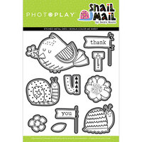 Photo Play Paper - Snail Mail Collection - Etched Die Set