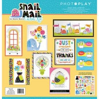 Photo Play Paper - Snail Mail Collection - Card Kit