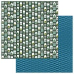 Photo Play Paper - Stuck on You Collection - 12 x 12 Double Sided Paper - Better Together