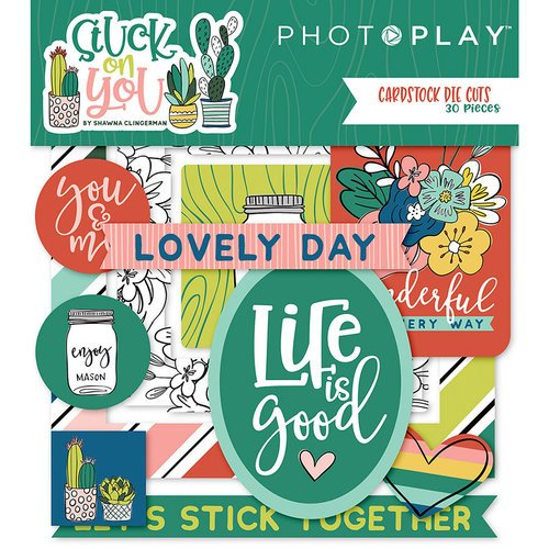 Photo Play Paper - Stuck on You Collection - Ephemera