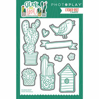 Photo Play Paper - Stuck on You Collection - Die Set