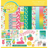 Photo Play Paper - Squeeze in Some Fun Collection - 12 x 12 Collection Pack