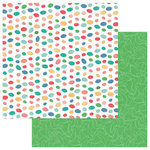 Photo Play Paper - Slightly Sassy Collection - 12 x 12 Double Sided Paper - Todays Menu