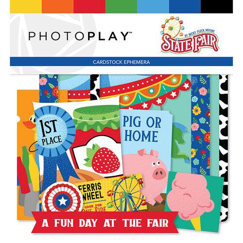 Photo Play Paper - State Fair Collection - Ephemera