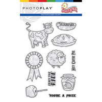 Photo Play Paper - State Fair Collection - Clear Photopolymer Stamps