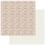 Photo Play Paper - Spread Your Wings Collection - 12 x 12 Double Sided Paper - Motivate