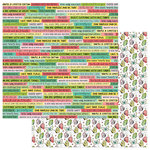 Photo Play Paper - Spread Your Wings Collection - 12 x 12 Double Sided Paper - Encourage