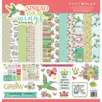 Photo Play Paper - Spread Your Wings Collection - 12 x 12 Collection Pack