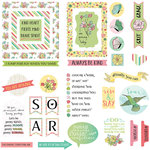 Photo Play Paper - Spread Your Wings Collection - Ephemera