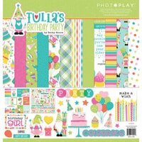 Photo Play Paper - Tulla's Birthday Collection - Collection Pack