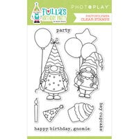 Photo Play Paper - Tulla's Birthday Collection - Clear Photopolymer Stamps