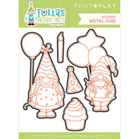 Photo Play Paper - Tulla's Birthday Collection - Die Set