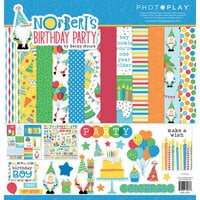 Photo Play Paper - Norbert's Birthday Collection - Collection Pack