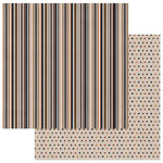 PhotoPlay Paper - This Guy Collection - 12 x 12 Double Sided Paper - Multi Stripe