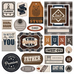 PhotoPlay Paper - This Guy Collection - Ephemera Pack