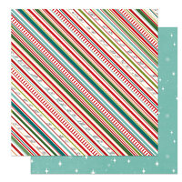 Photo Play Paper - The North Pole Trading Co. Collection - Christmas - 12 x 12 Double Sided Paper - Noel