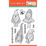 Photo Play Paper - Tulla and Norbert Collection - Clear Photopolymer Stamps