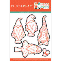 Photo Play Paper - Tulla and Norbert Collection - Die Set