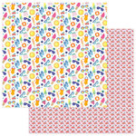 Photo Play Paper - Those Summer Days Collection - 12 x 12 Double Sided Paper - Summer Fun