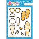 Photo Play Paper - Those Summer Days Collection - Die Set