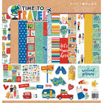 Photo Play Paper - Time to Travel Collection - 12 x 12 Collection Pack