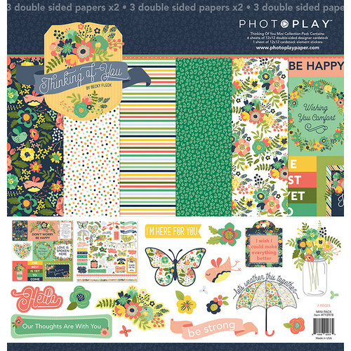 Photo Play Paper - Thinking of You Collection - 12 x 12 Collection Pack